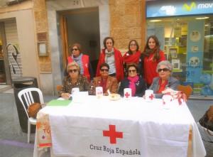 Cuestación Cruz Roja 2013