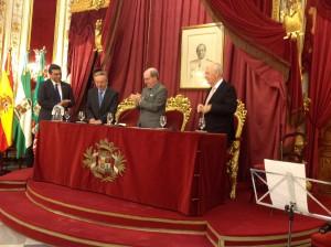 Pedro Miguel Lamet 1 Drago de Oro 2013